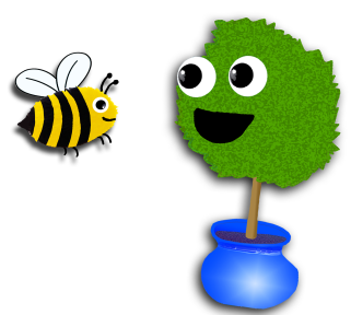 myrtle and bee